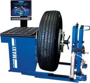 Universal Wheel Balancer MAXI-PM